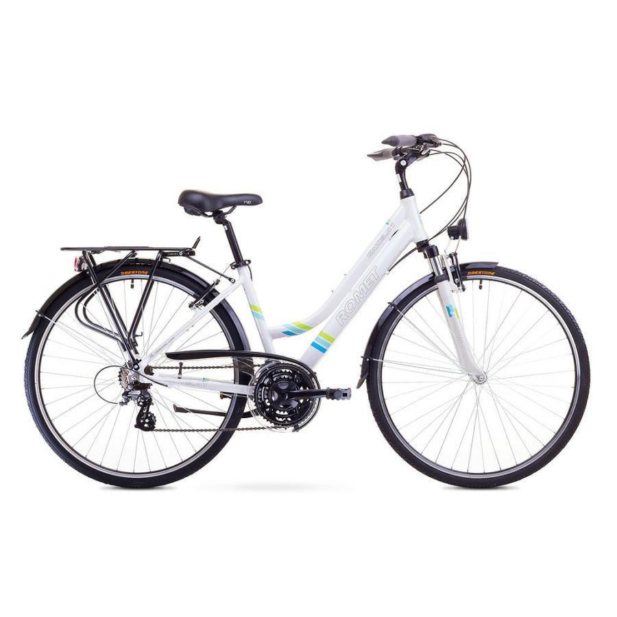 Romet Gazela 1.0 2017 Női Trekking Kerékpár