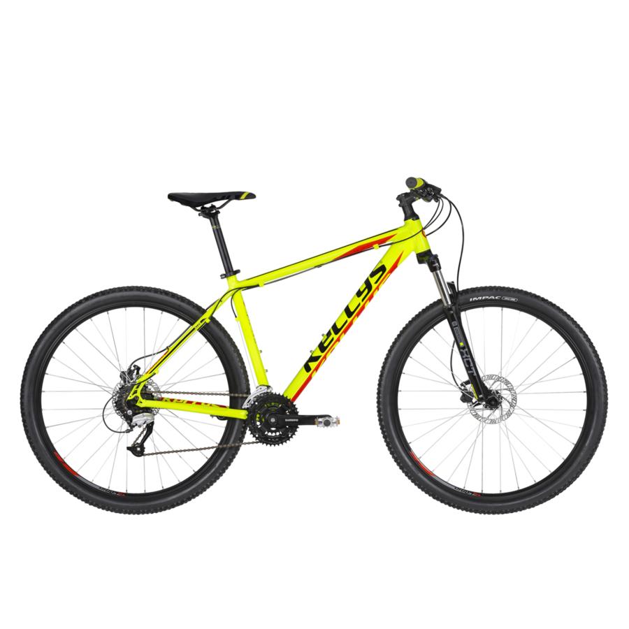 """Kellys Madman 50 Neon Lime MTB 27,5"""" kerékpár 2020"""