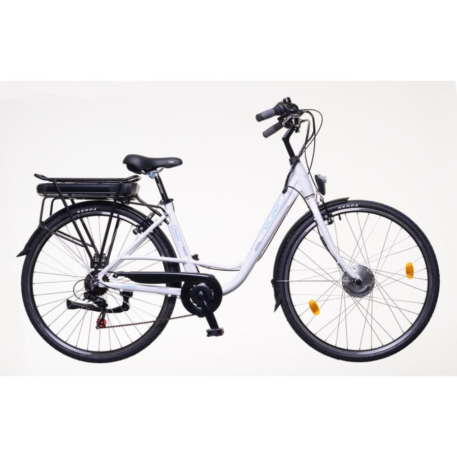 """Neuzer E-Trekking női Zagon 19"""" Elektromos kerékpár"""