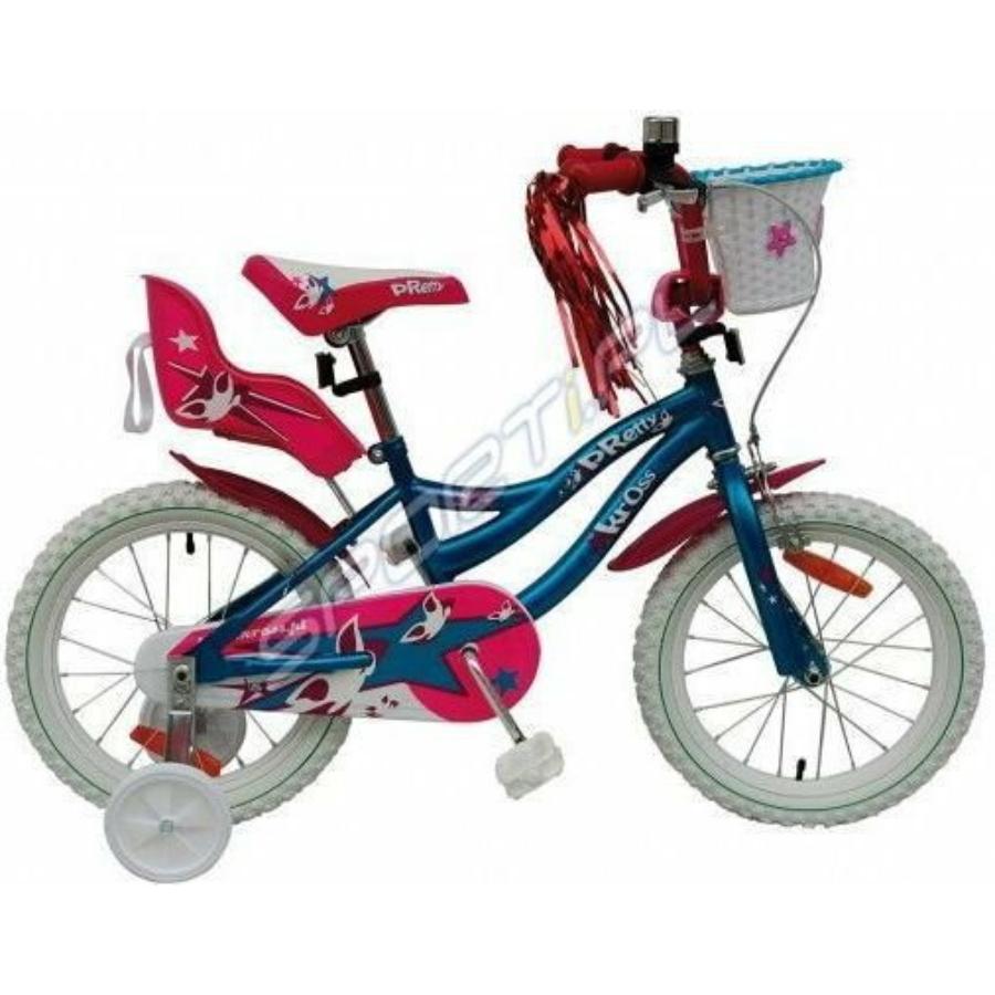 """KROSS PRETTY 2012  16"""" Gyermek Kerékpár"""