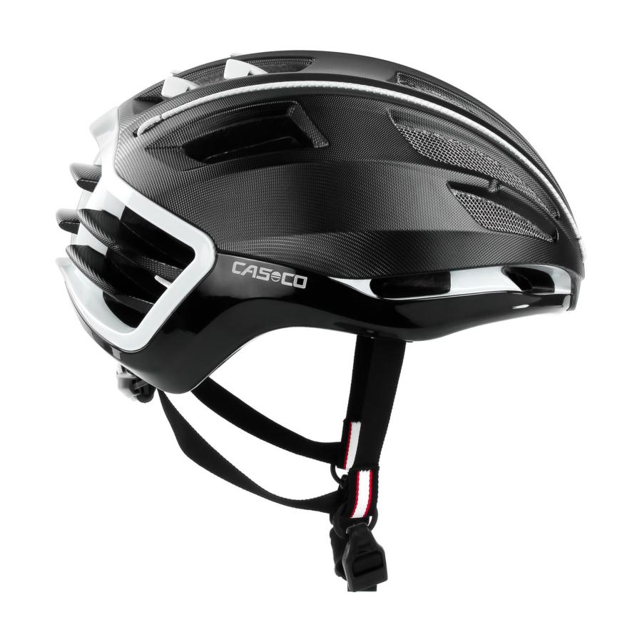 CASCO SPEEDairo 2 Elektromos Kerékpár Sisak - BLACK