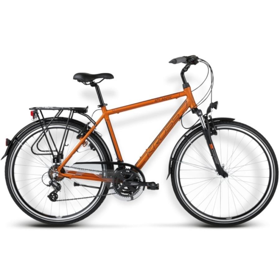 KROSS TRANS ATLANTIC Trekking Kerékpár