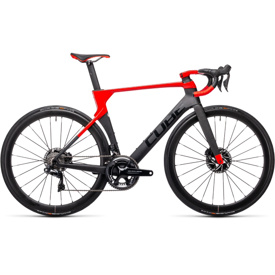 "CUBE LITENING C:68X SL CARBON´N´RED 28"" 2021"