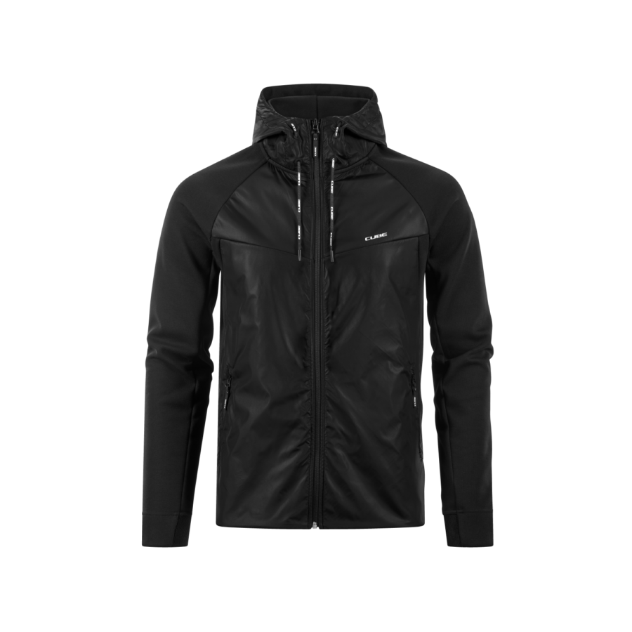 CUBE Jacket All Purpose BLACK