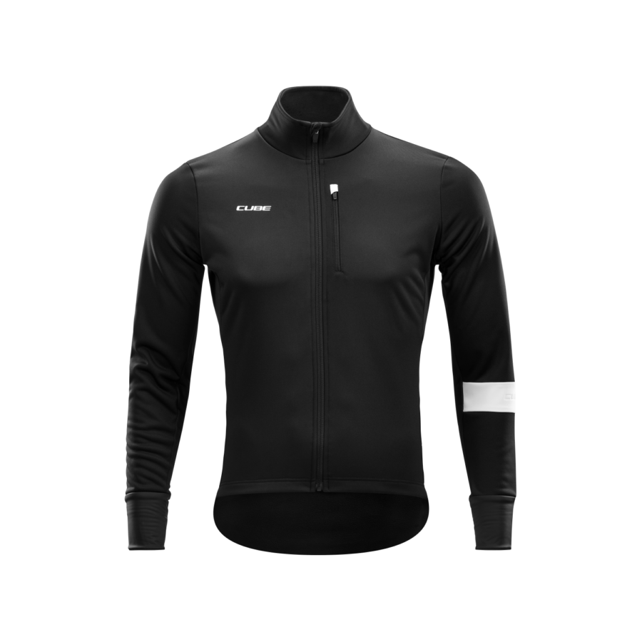 CUBE BLACKLINE Softshell Jacket BLACK