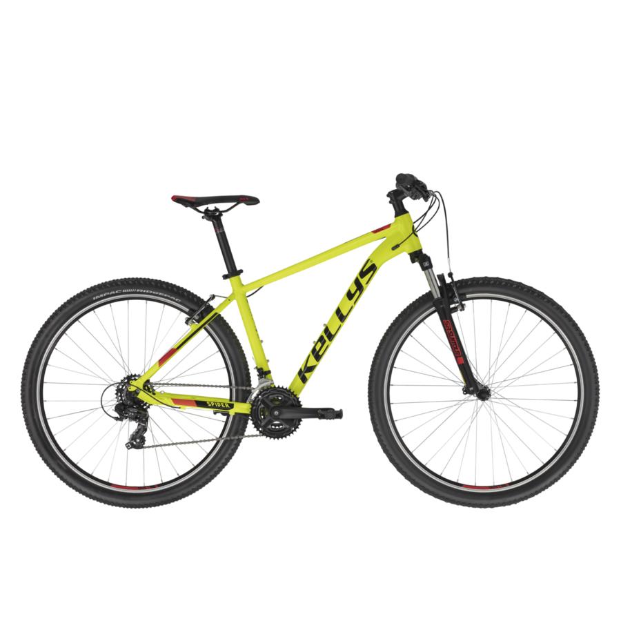 "KELLYS Spider 10 Neon Yellow (29"") 2021"