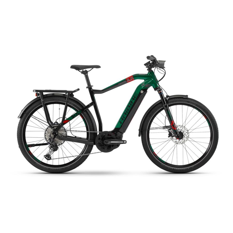 Haibike SDURO Trekking 8.0 Férfi Elektromos Trekking Kerékpár 2020