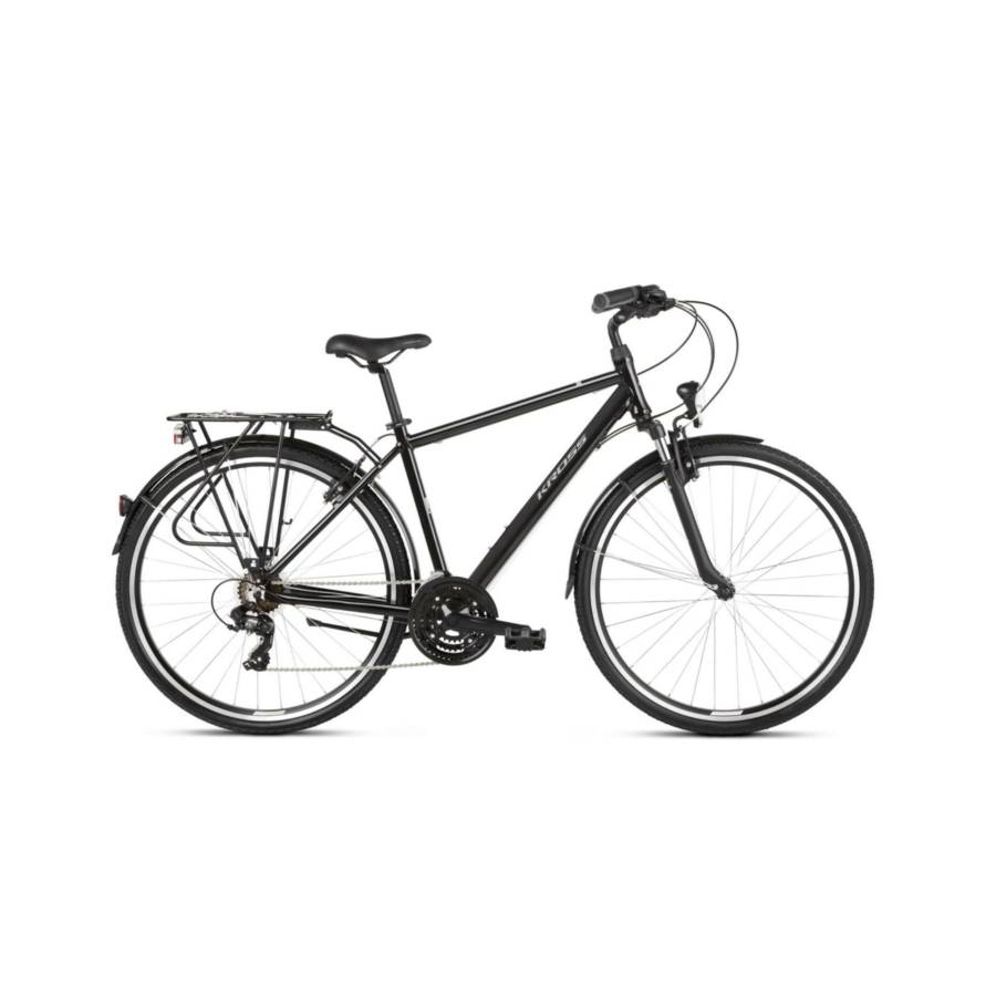 KROSS Trans 1.0 M black / grey 2021