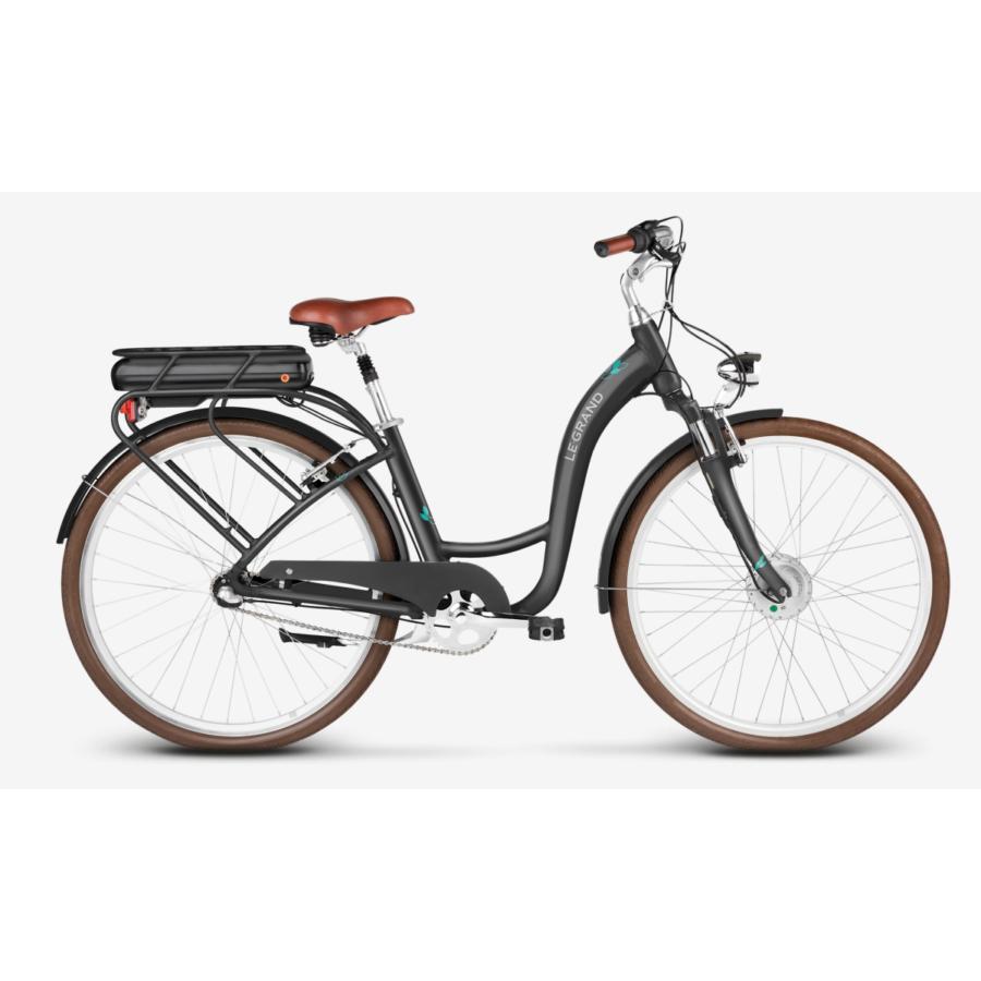 Le Grand E-Lille 1 Női Városi Elektromos Kerékpár 2019