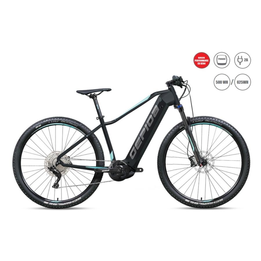 Gepida Asgard Pro XT12 500 2021 elektromos kerékpár
