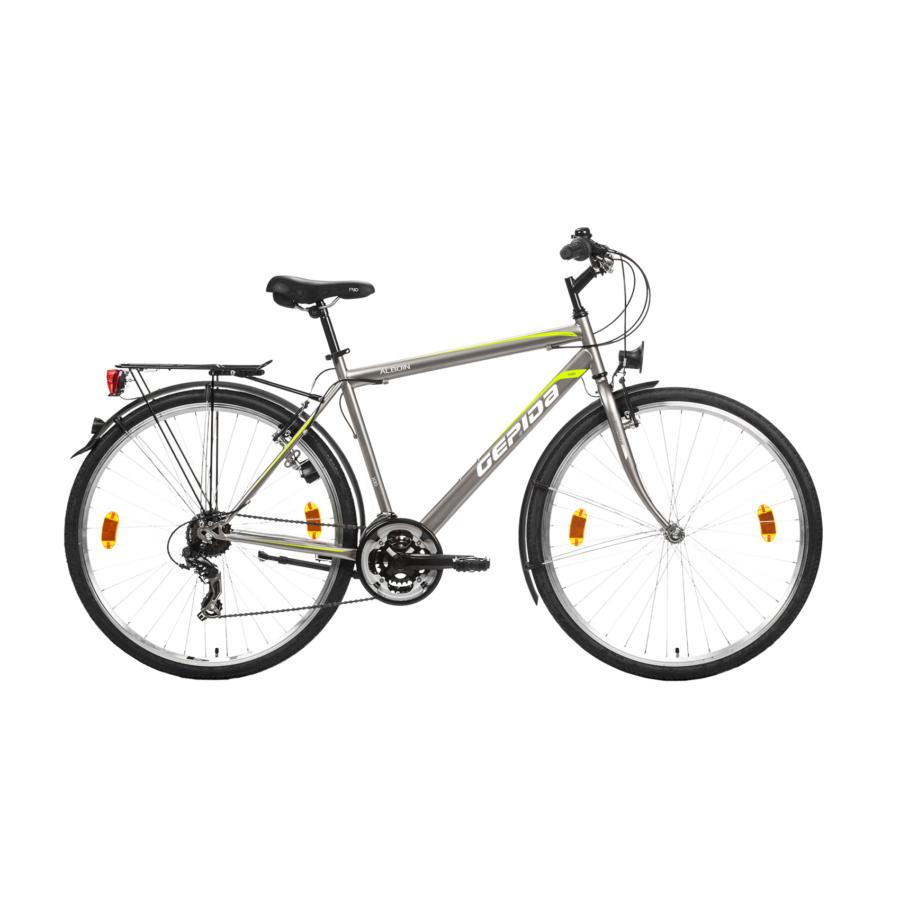 """Gepida ALBOIN 100 28"""" M 2019 férfi kerékpár"""