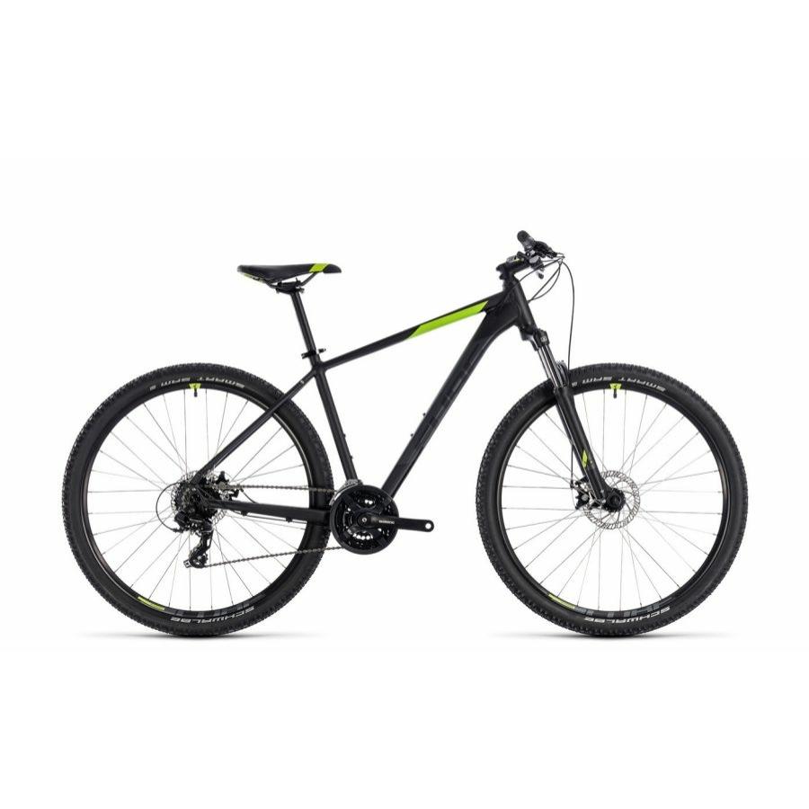 """CUBE AIM BLACK´N´GREEN 2018 27,5"""" és 29"""" MTB Kerékpár"""