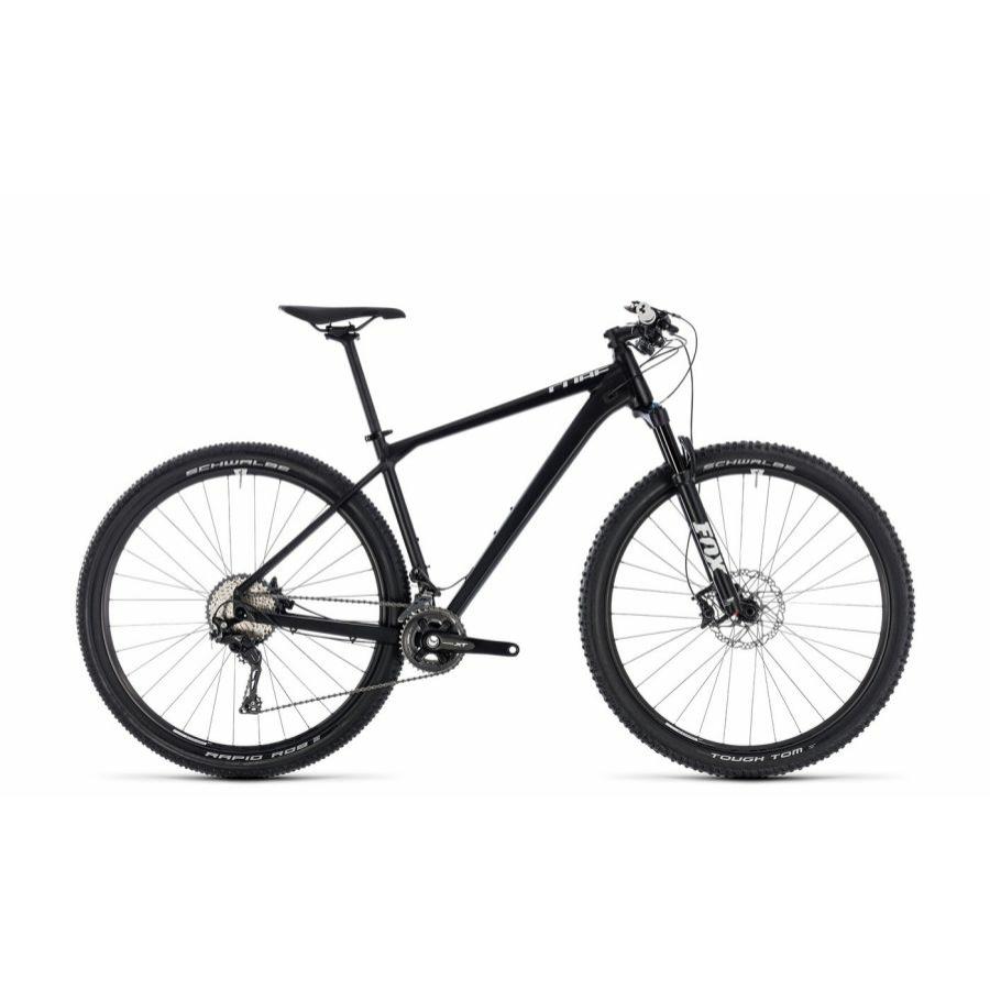 """CUBE REACTION SL BLACK´N´WHITE 2018 27,5"""" és 29"""" MTB Kerékpár"""