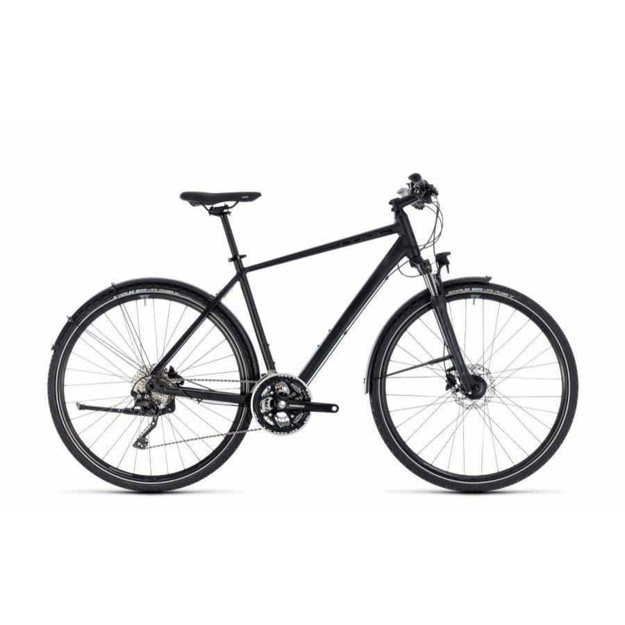 CUBE NATURE SL ALLROAD 2018 Férfi és Női modell, Cross Trekking Kerékpár