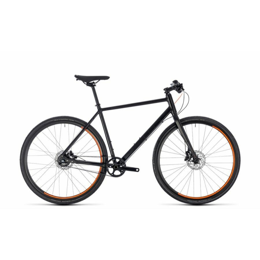 CUBE EDITOR 2018 Városi/ Fitnesz kerékpár