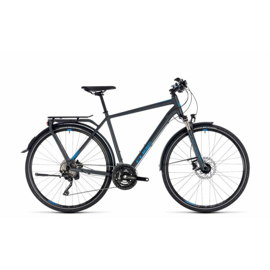 CUBE KATHMANDU EXC 2018 Férfi és Női modell Trekking Kerékpár