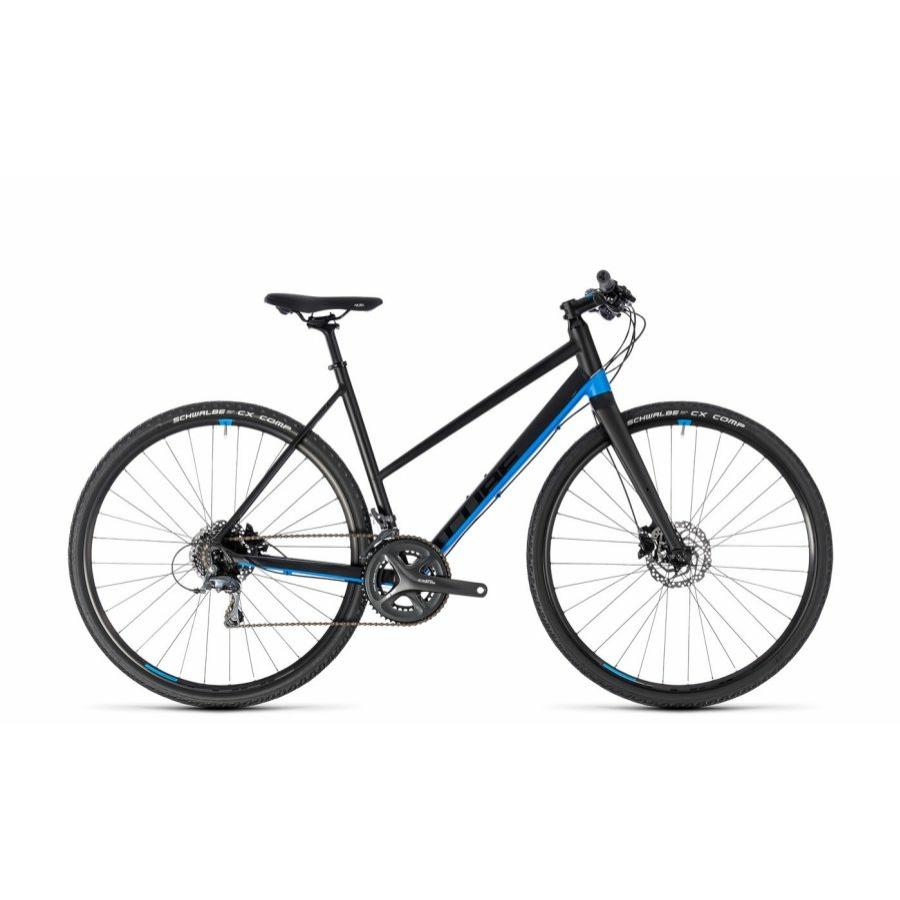 CUBE SL ROAD 2018 Fitnesz kerékpár Női modell