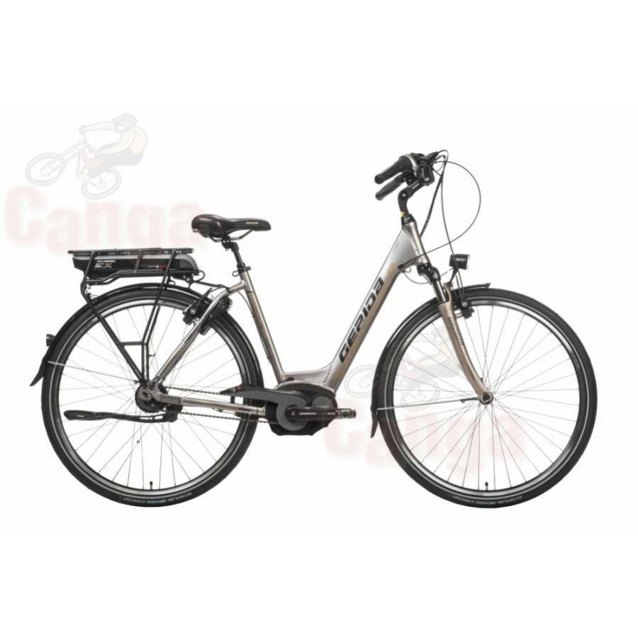 GEPIDA REPTILA 1000 28 NX8 Elektromos kerékpár