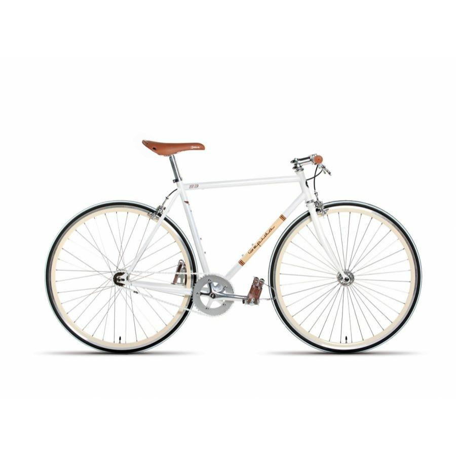 Gepida S3 Single Speed 2014 Fixi Kerékpár