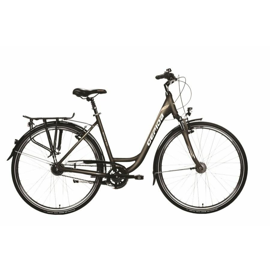 Gepida Reptila 300 7S 2018 Városi kerékpár