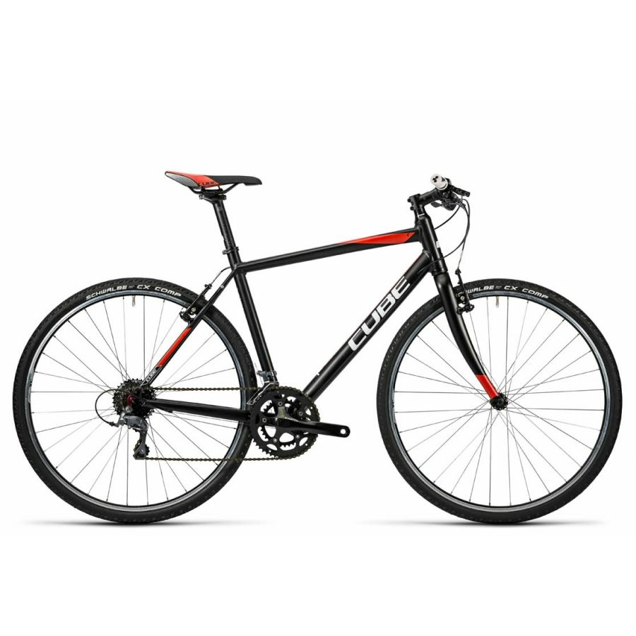 Cube SL Road black white red 2016
