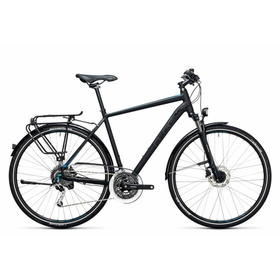 Cube Touring Exc 2017 Férfi modellek Trekking Kerékpár