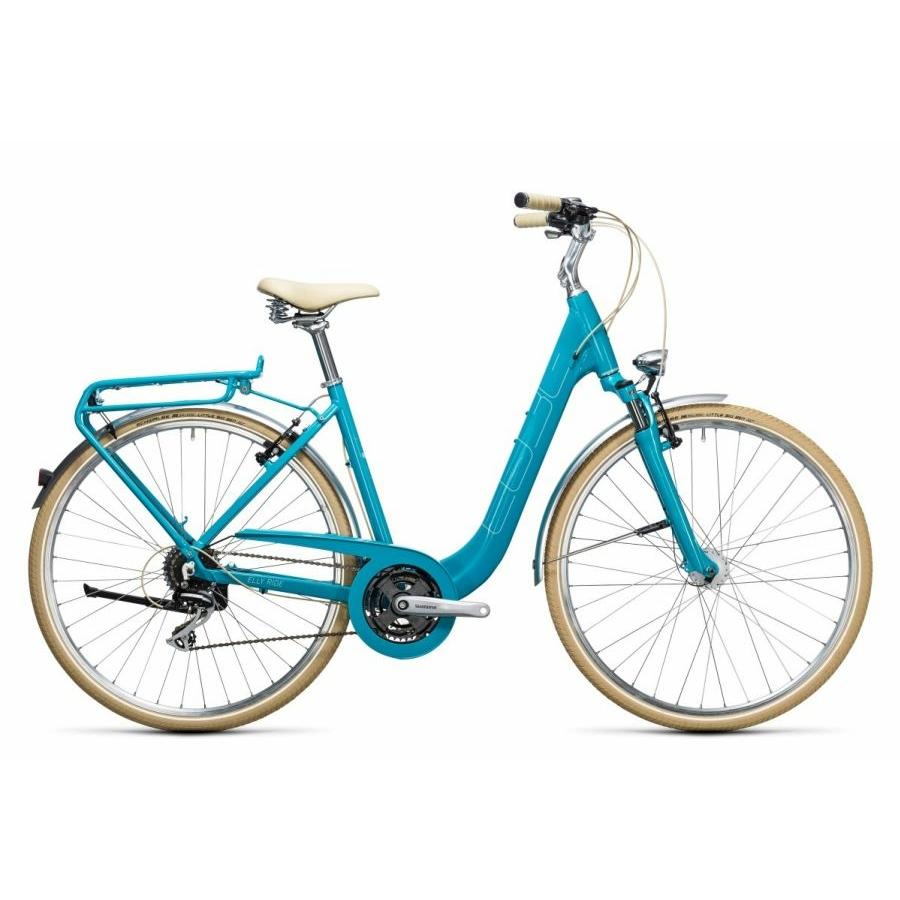 Cube Elly Ride 2017 Trekking/ Városi Kerékpár
