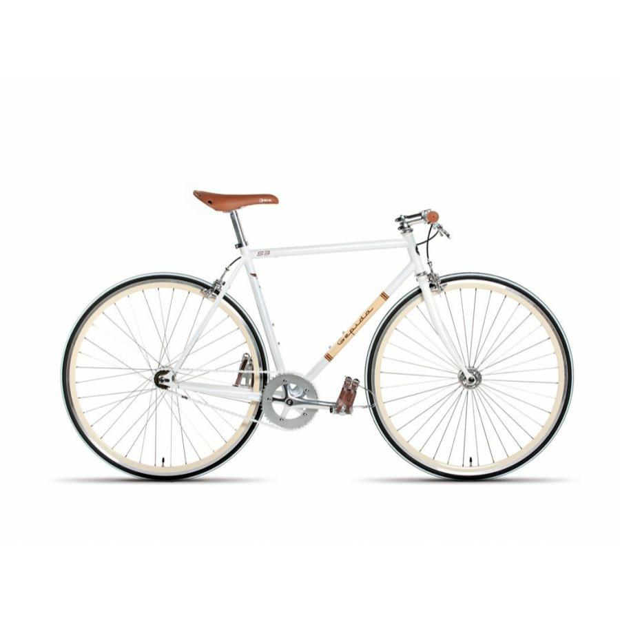 Gepida S3 Single Speed 2018 Fixi Kerékpár