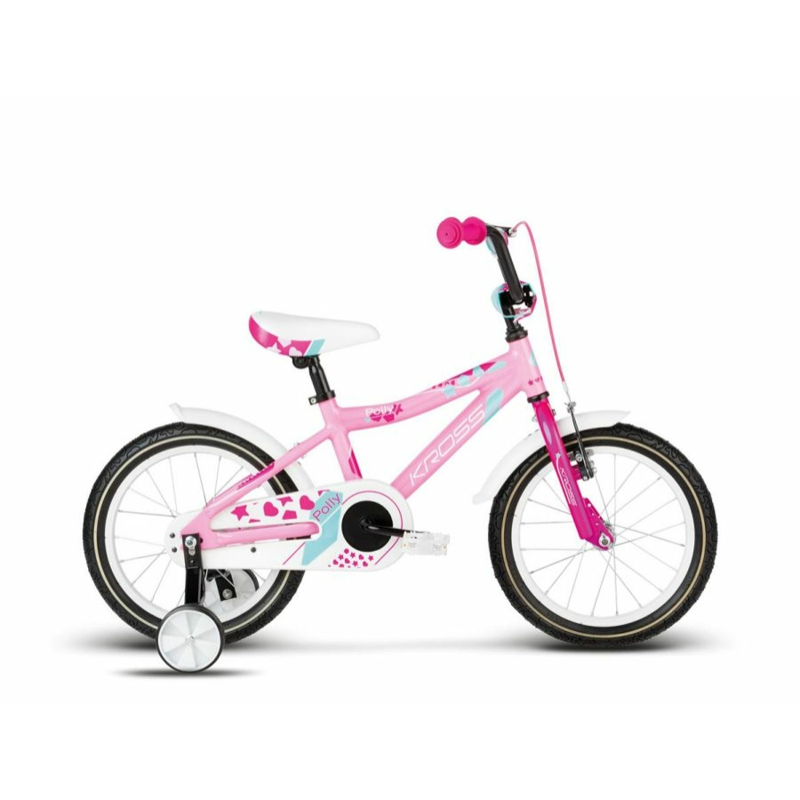 """Kross Polly 2017 16"""" Gyermek Kerékpár"""