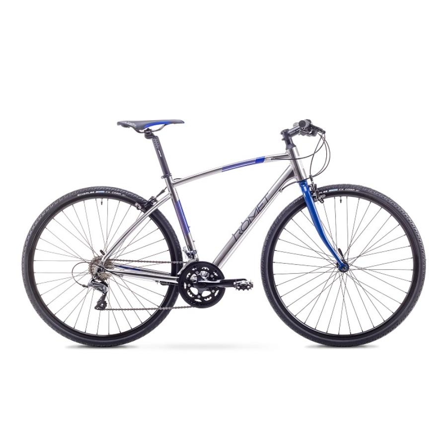 Romet Mistral Cross 2018 Fitnesz/ Városi kerékpár