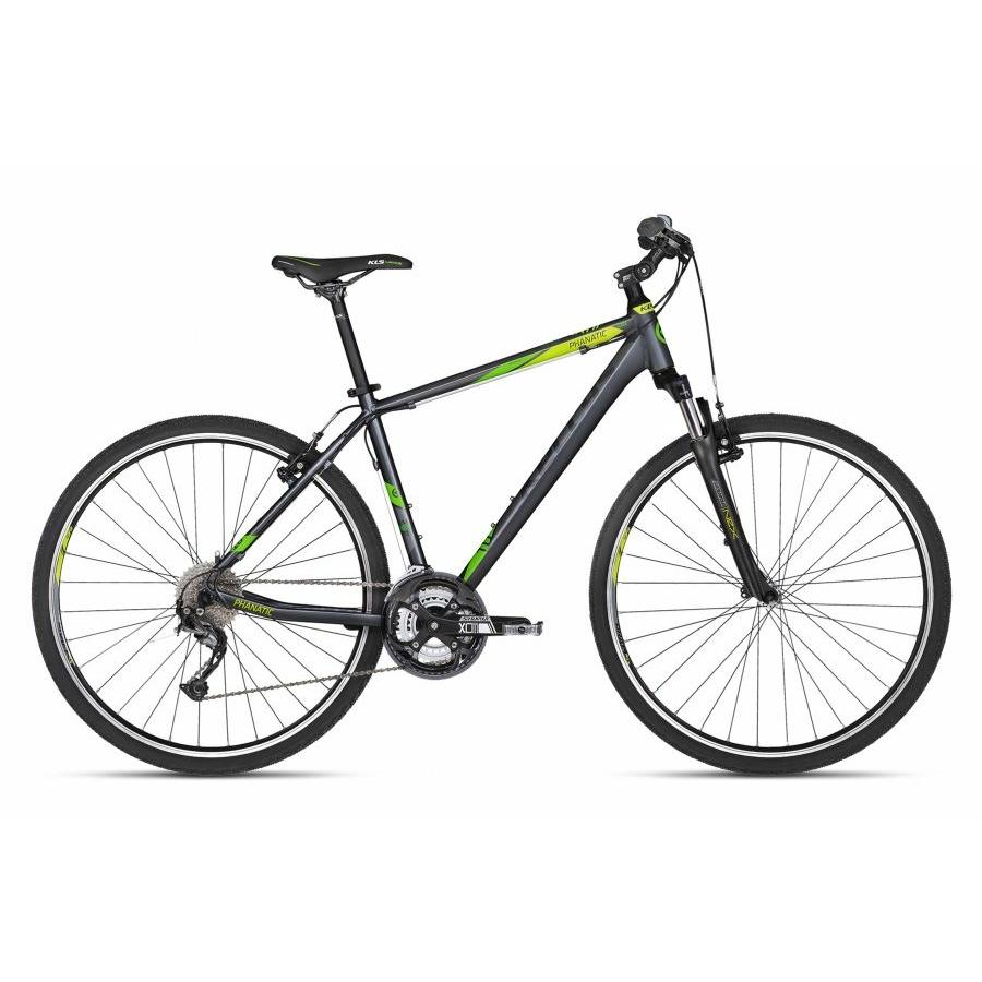 Kellys Phanatic 10 2018 Cross Trekking Kerékpár