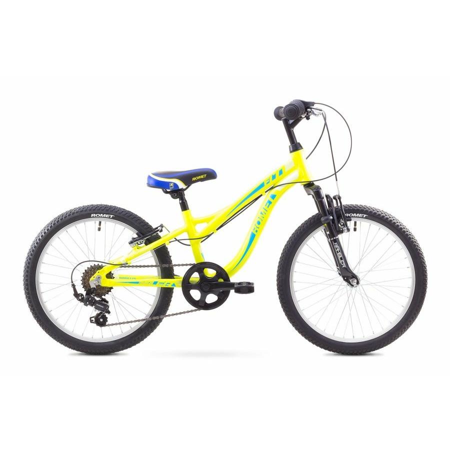"""Romet Rambler Fit 2017 20"""" Gyermek Kerékpár"""