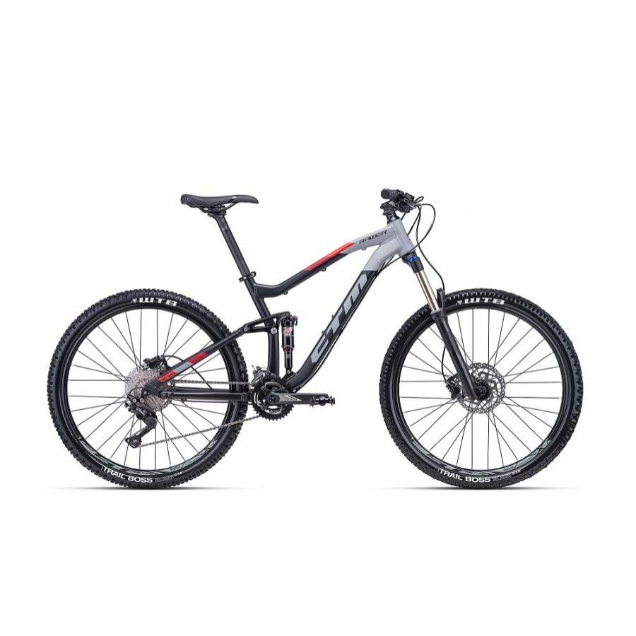 """CTM Rawer 2018 27,5"""" Összteleszkópos MTB Kerékpár"""