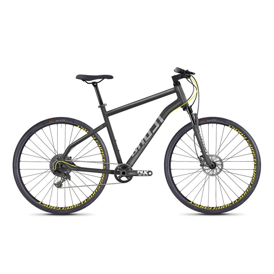 Ghost Square Cross 6.8 2018 Férfi és Női modell, Cross Trekking Kerékpár