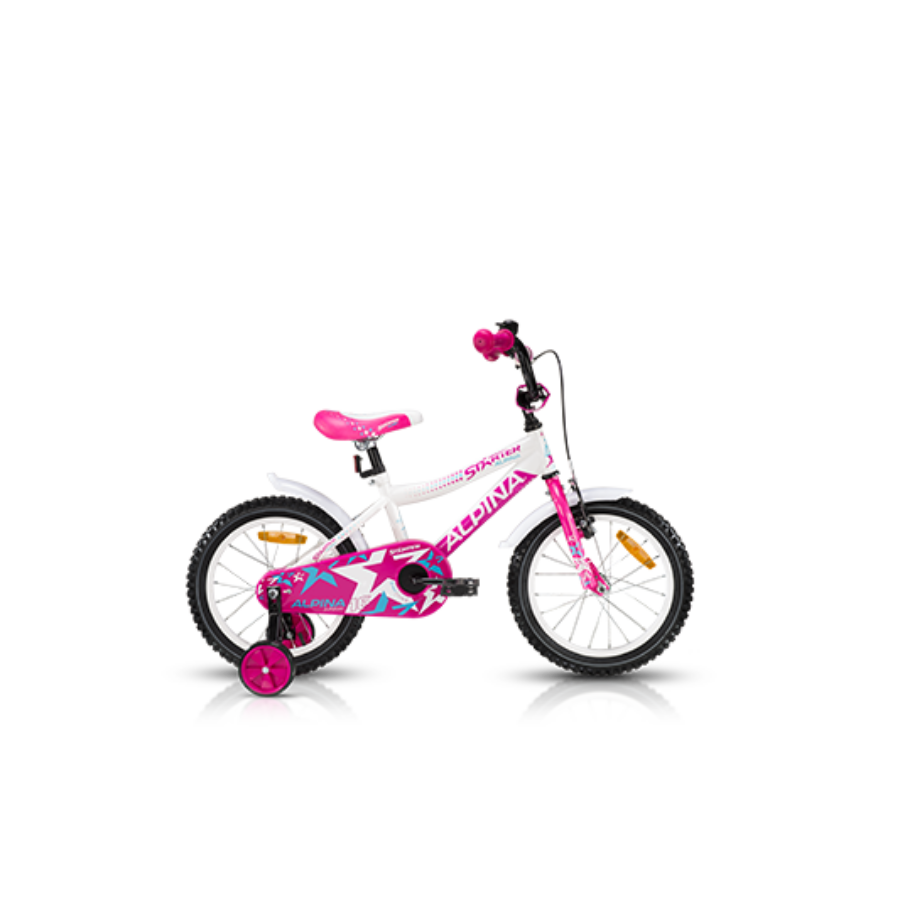 """Alpina Starter 16"""" 2018 Gyermek Kerékpár"""