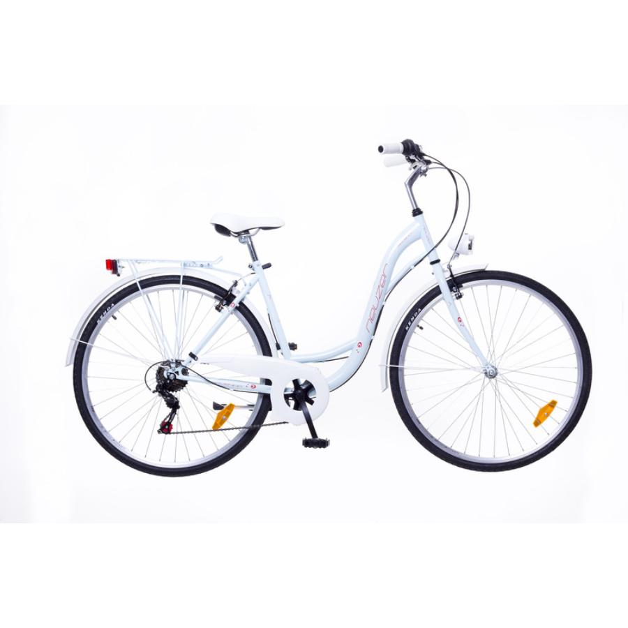 Neuzer Ravenna 6 Plus 8 féle színben Városi kerékpár
