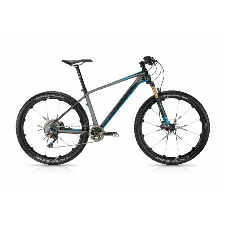 """Kellys Hacker 90 2016 27,5"""" MTB Kerékpár"""