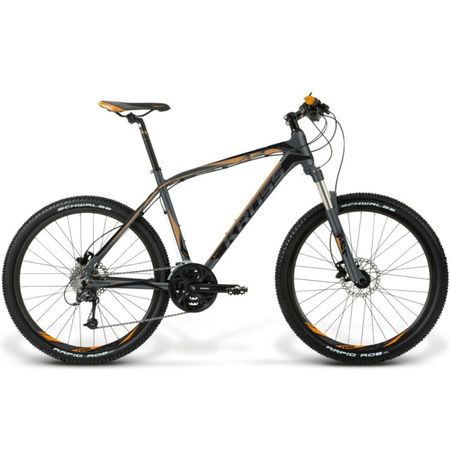 """KROSS LEVEL A4 2014  26"""" MTB Kerékpár"""
