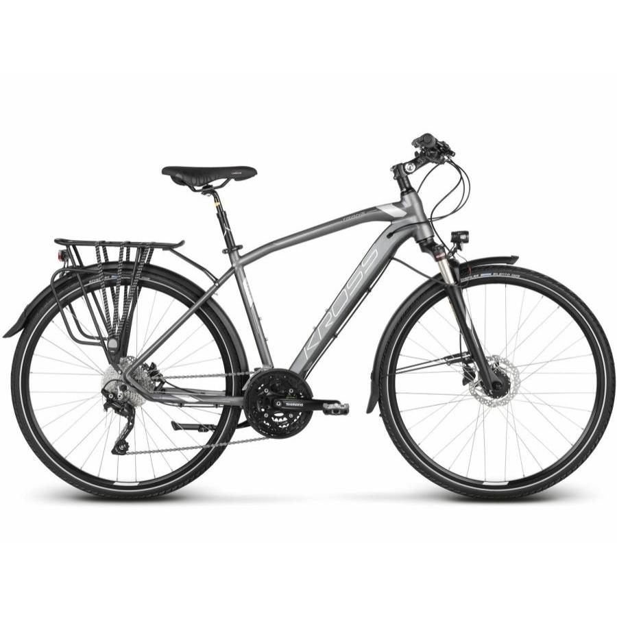 "Kross Trans 9.0 28"" 2018 Férfi Trekking Kerékpár"