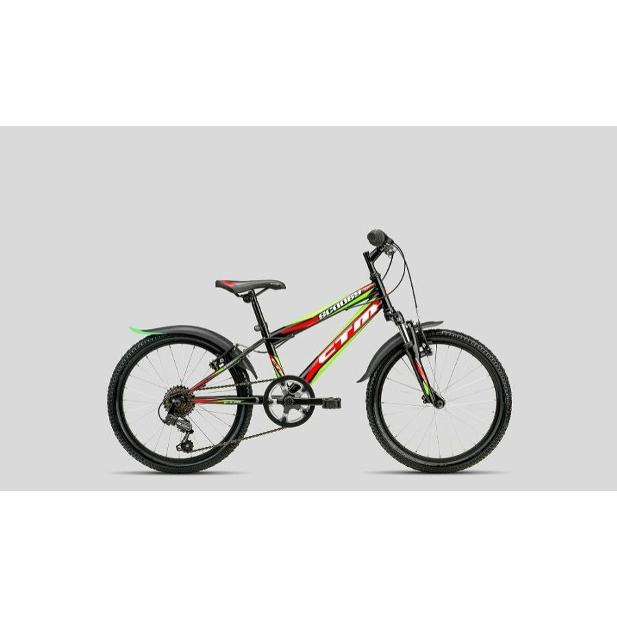 """CTM Scooby 3.0 2017 20"""" Gyermek Kerékpár"""