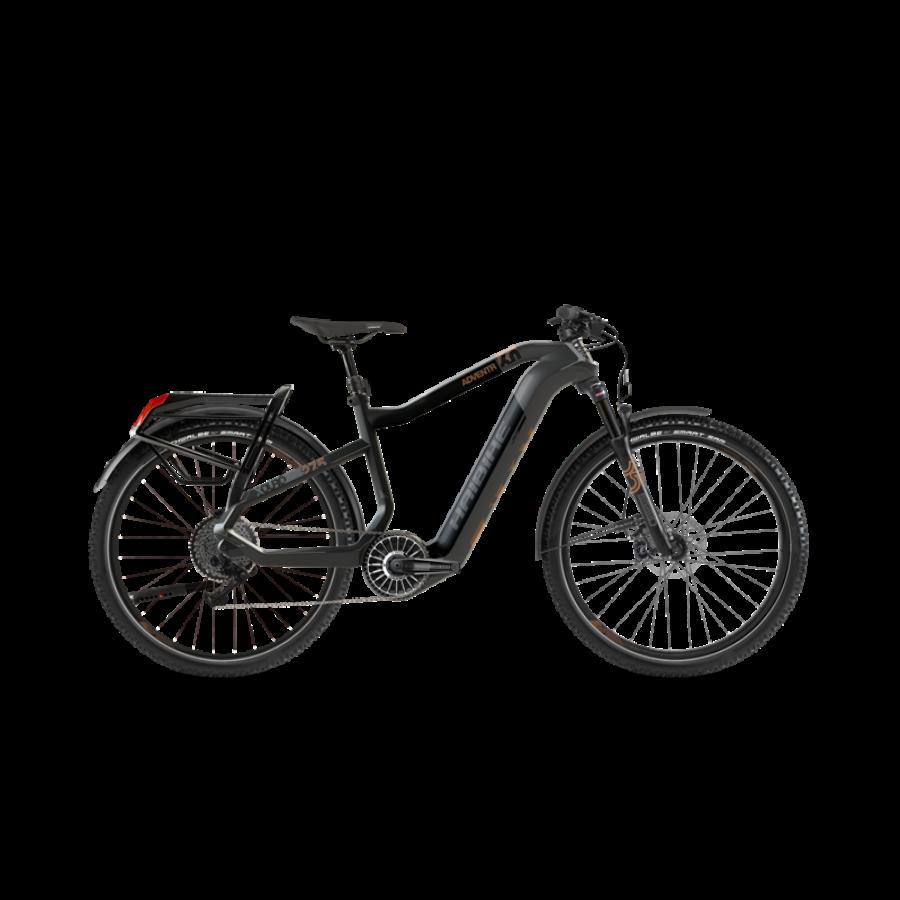 Haibike XDURO Adventr 6.0 2021 Férfi elektromos trekking kerékpár